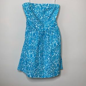Lilly Pulitzer Chandie Dress in Blue size M
